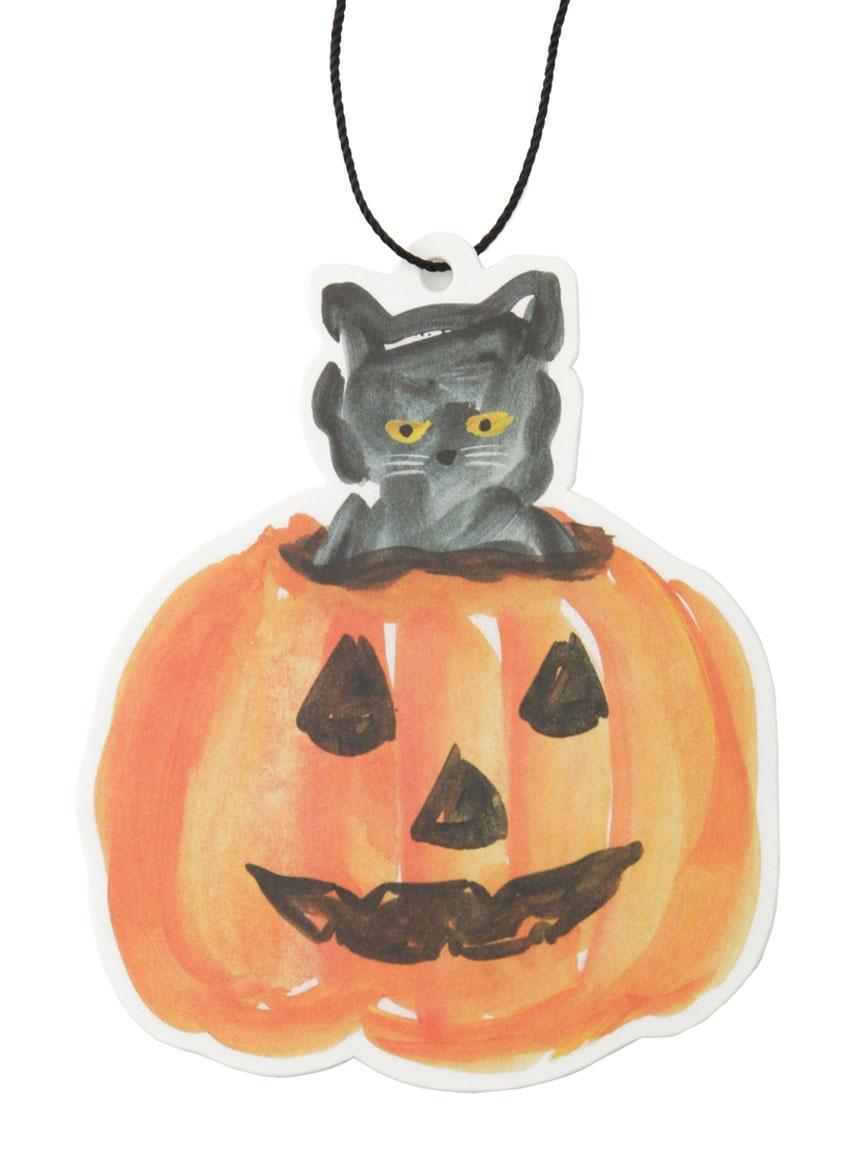 【LADIES】【Halloween限定】'ジェラート'クロネコルームシューズ   PWGS214526