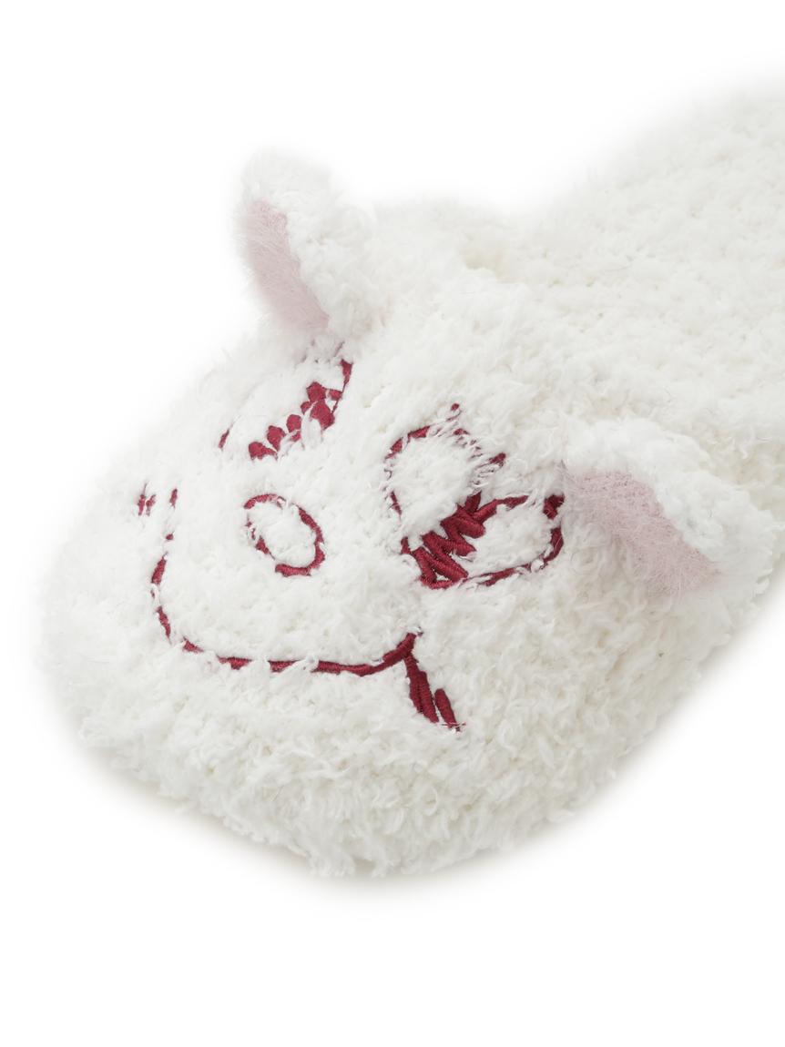 【FURFUR×gelato pique】'ジェラート'スースキスー♡ルームシューズ | PWGS215583