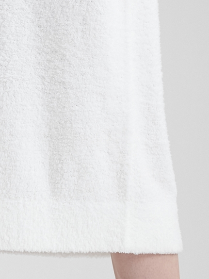 'パウダー'モチーフジャガードドレス | PWNO211052