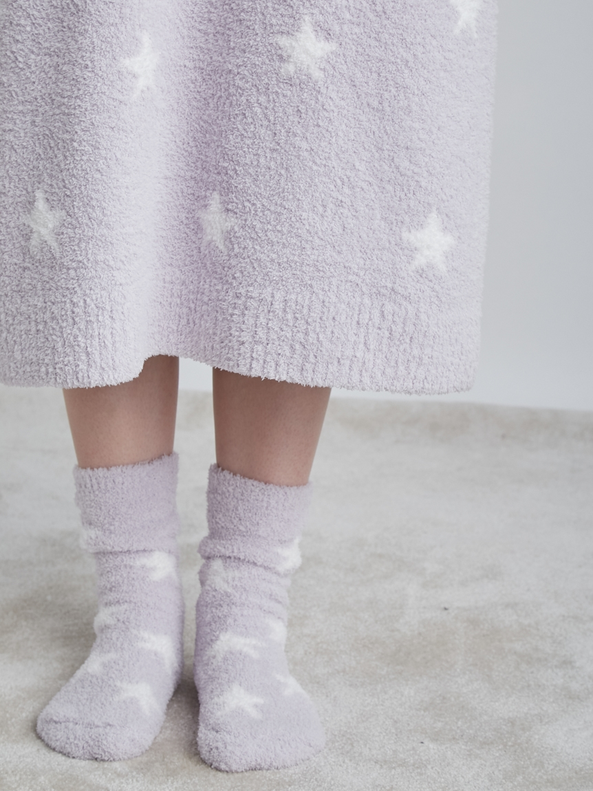 【ONLINE限定】スタージャガードドレス&ソックス | PWNO214077