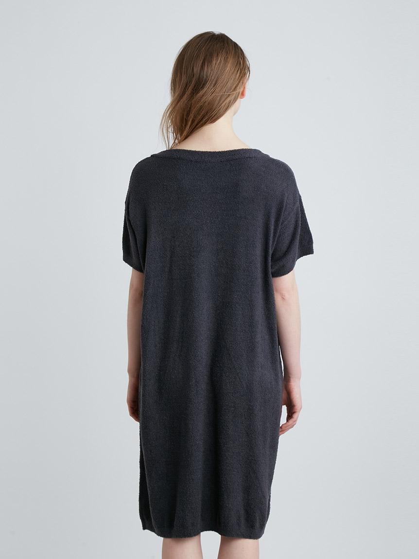 スムーズィー'ロゴジャガードドレス | PWNO214080