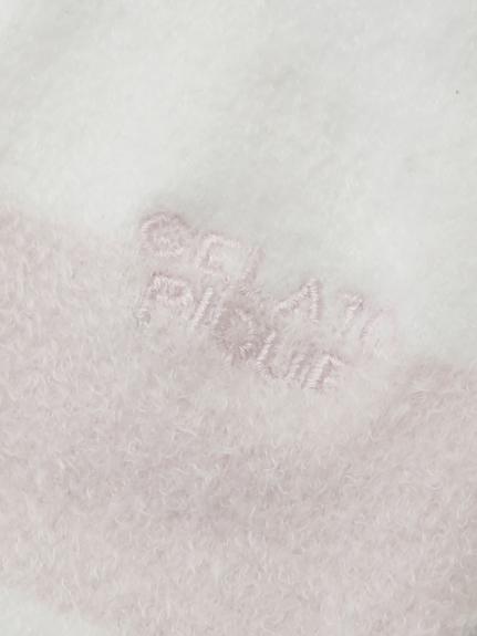 【ラッピング】スムーズィー4ボーダードレス&ヘアバンドSET | PWNO219112