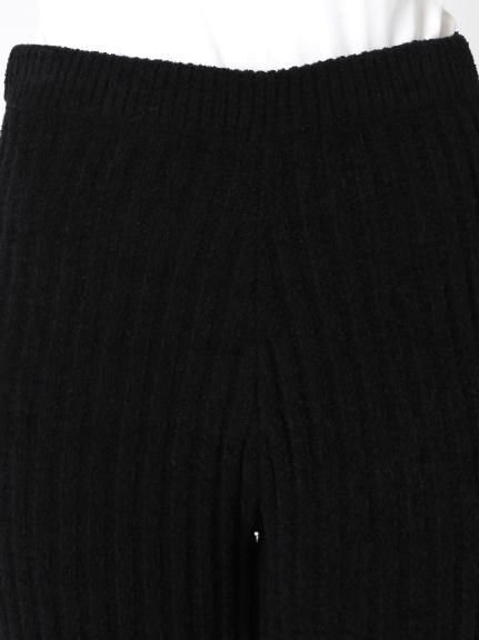 【Joel Robuchon & gelato pique】'スフレ'リブロングパンツ | PWNP205111