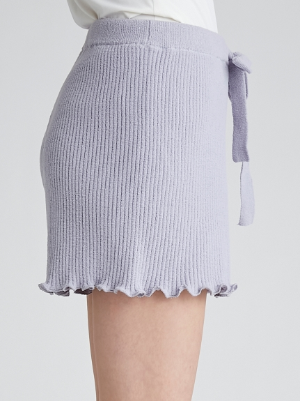 'エアリーモコ'リボンショートパンツ   PWNP212048