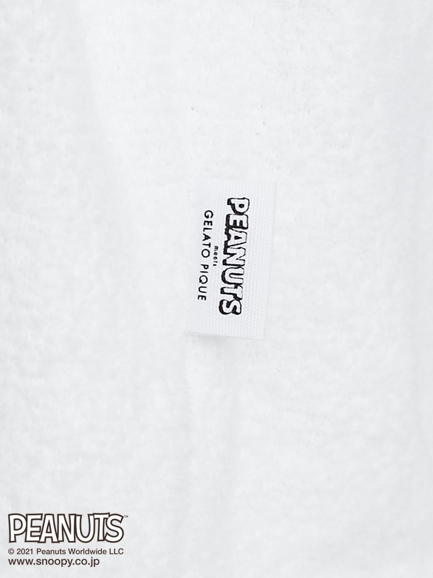 【PEANUTS】モノグラムジャガードプルオーバー | PWNT212035