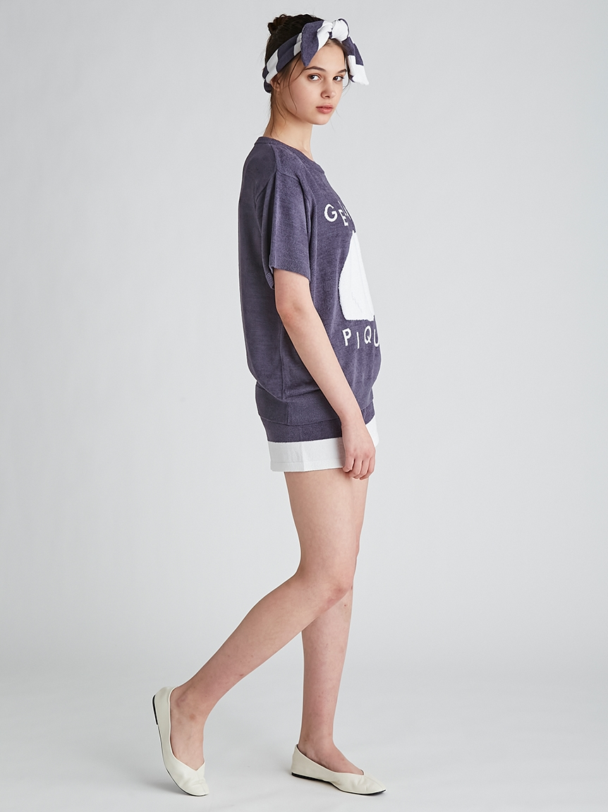 【COOL FAIR】ジャガードプルオーバー   PWNT212043