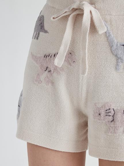 【ONLINE限定】モチーフジャガードプル&ショートパンツSET | PWNT212085