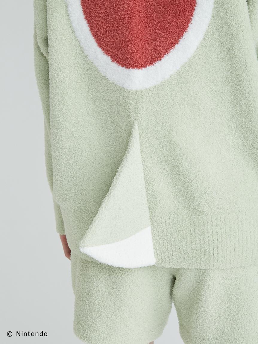 【スーパーマリオ】 【レディース】 ヨッシー パーカ&ショートパンツ | PWNT214071