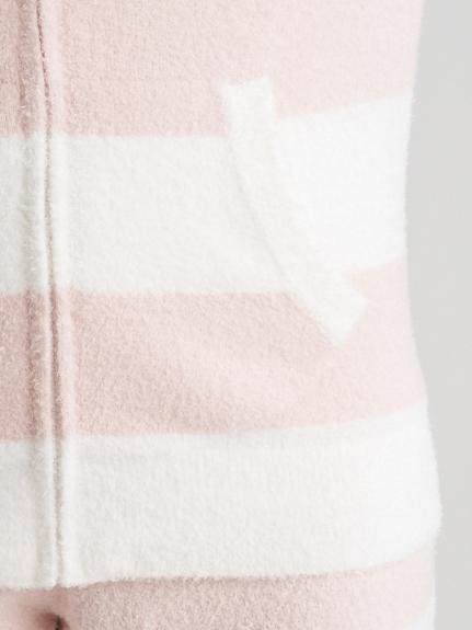 【ラッピング】スムーズィ2ボーダーパーカ&ショートパンツ&ソックスSET | PWNT219062