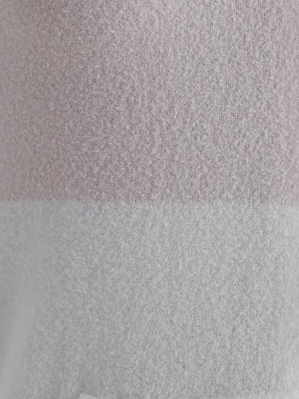 【ラッピング】'スムーズィーライト'2ボーダーパーカ&ショートパンツSET   PWNT219140