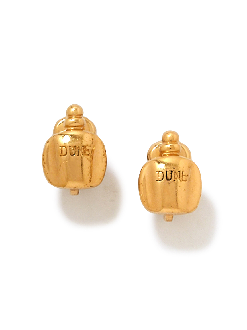 Christian Dior香水ボトルイヤリング(--F)