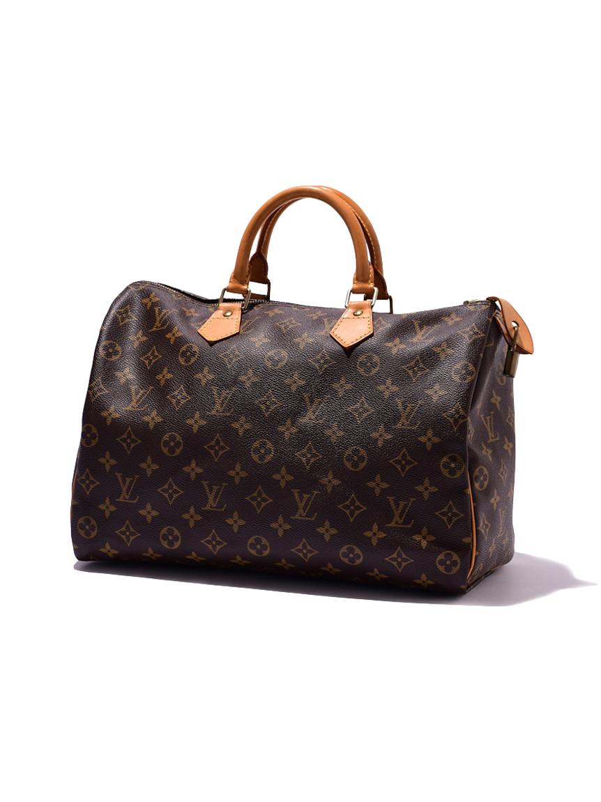 Louis Vuittonモノグラムスピーディ35(--F)