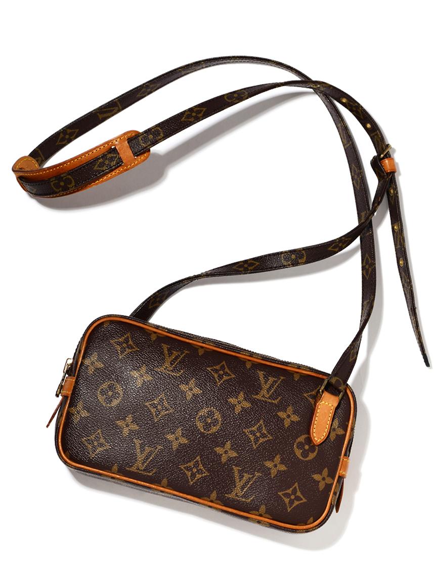Louis Vuittonモノグラムマルリーバンドリエールショルダーバッグ