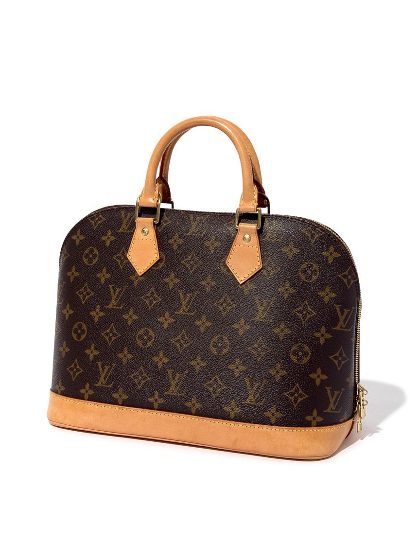 Louis Vuittonモノグラムアルマ(--F)