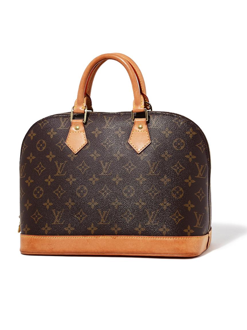 Louis Vuitton モノグラムアルマ(--F)