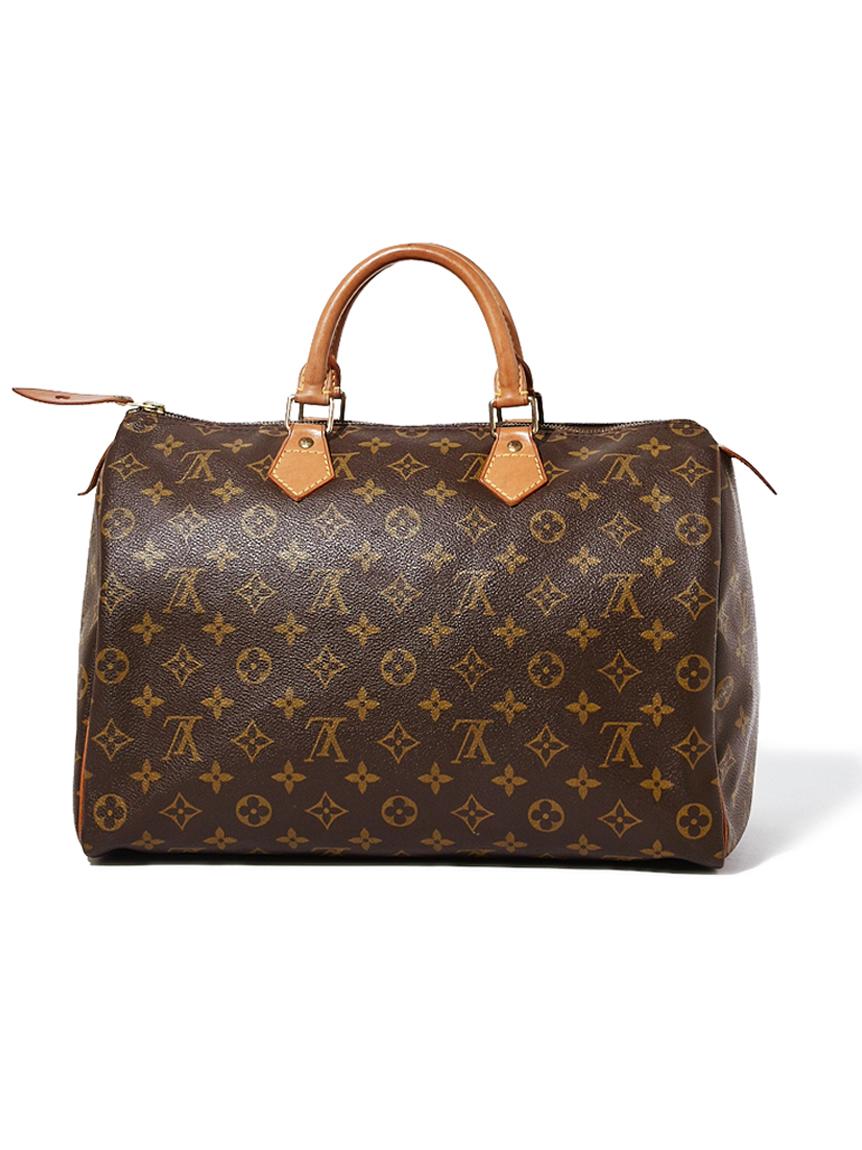 Louis Vuitton モノグラムスピーディ35(--F)