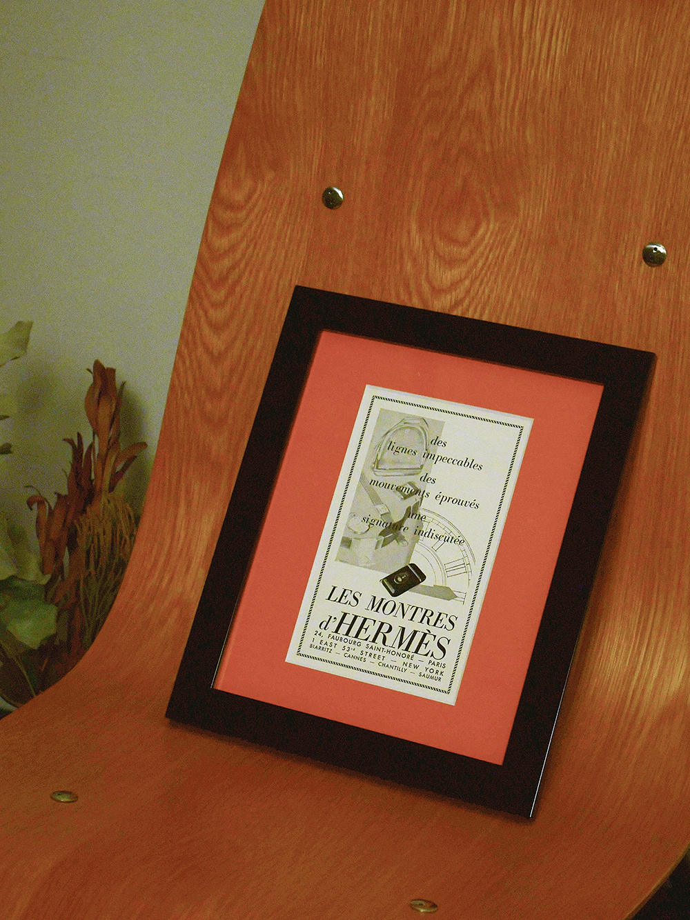 HERMES 1931 時計