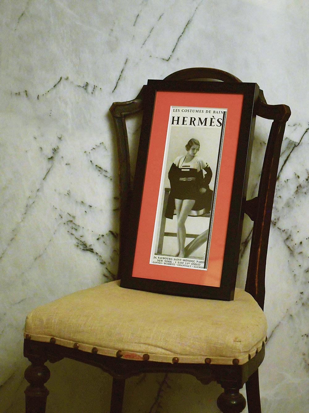 HERMES 1931 コスチューム