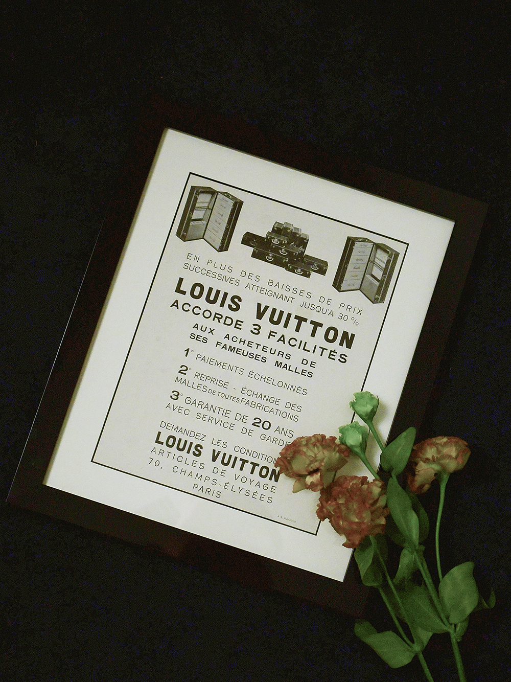 LOUIS VUITTON 1932 トランク(--F)