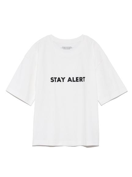 ロゴTシャツ(IVR-F)