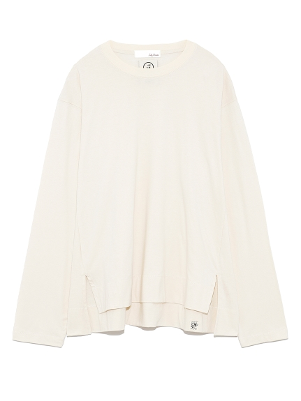 フードテキスタイルビッグTシャツ(OWHT-F)