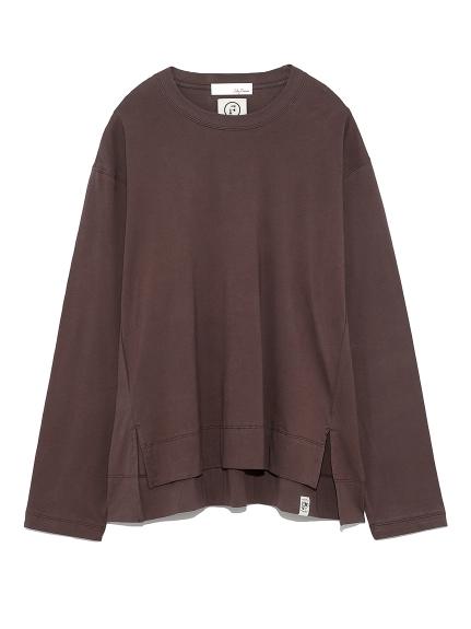 フードテキスタイルビッグTシャツ(BRW-F)
