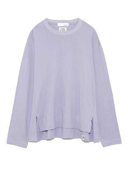 フードテキスタイルビッグTシャツ(LAV-F)