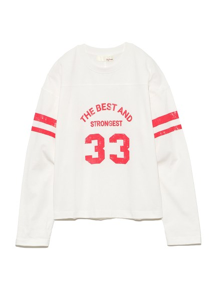 ナンバリングTシャツ(OWHT-F)