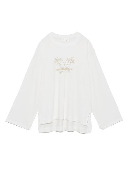 モンキーロゴTシャツ(OWHT-F)