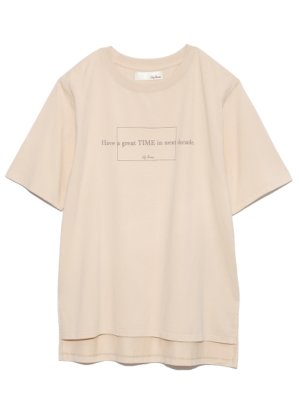 DECADE-Tシャツ(BEG-F)