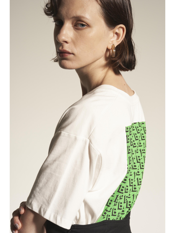 LILYBROWNモノグラムTシャツ