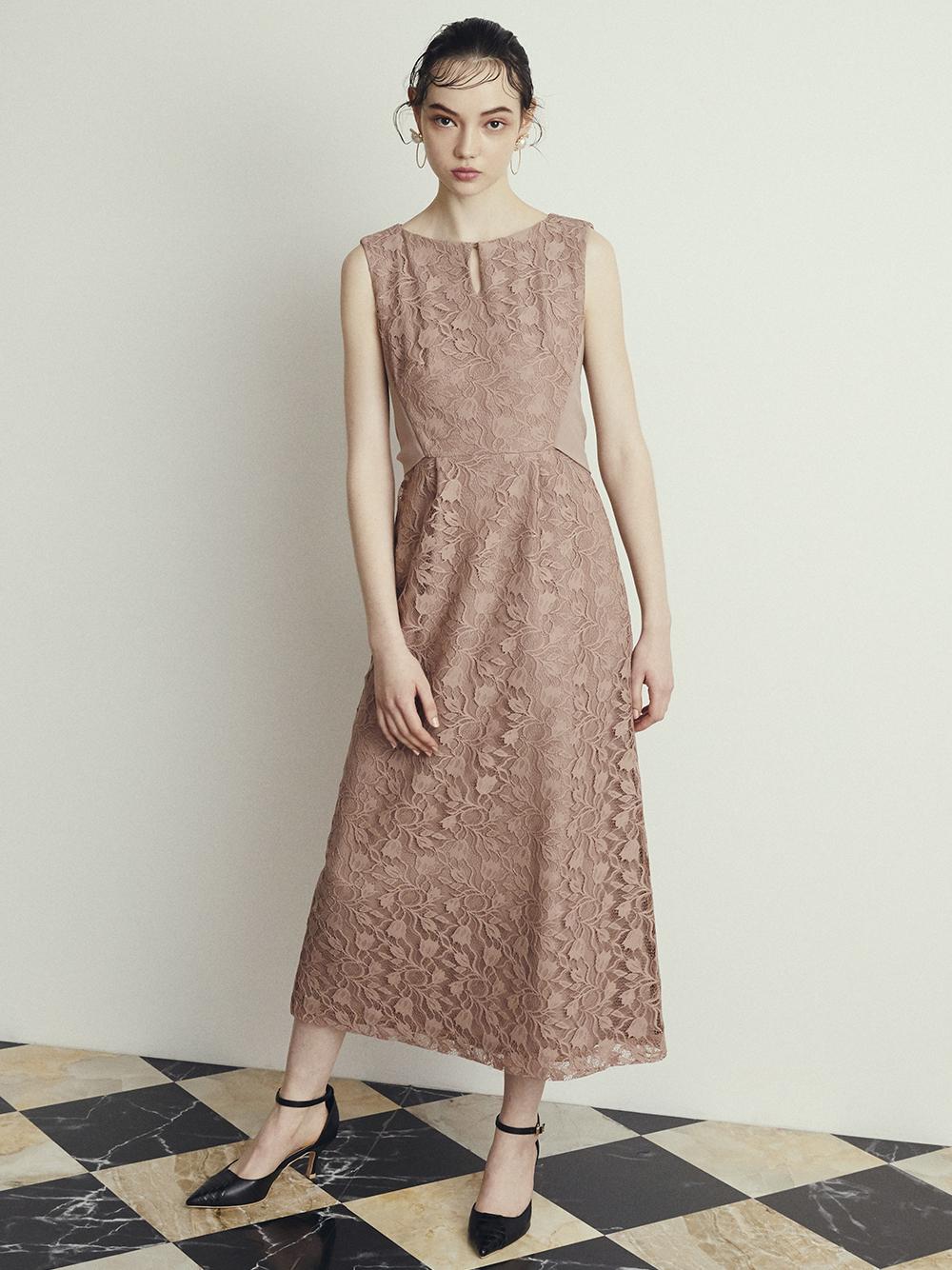 背中開きクラシックドレス(PBEG-0)