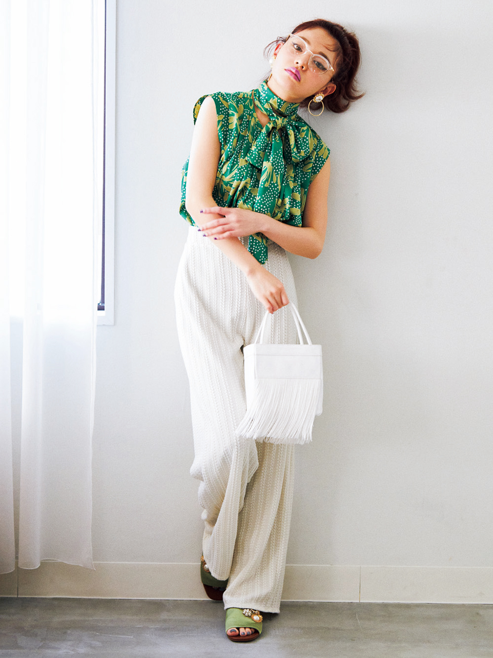 Lily Brown×sweetコラボ