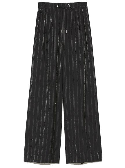 stripe2wayパンツ(NVY-F)