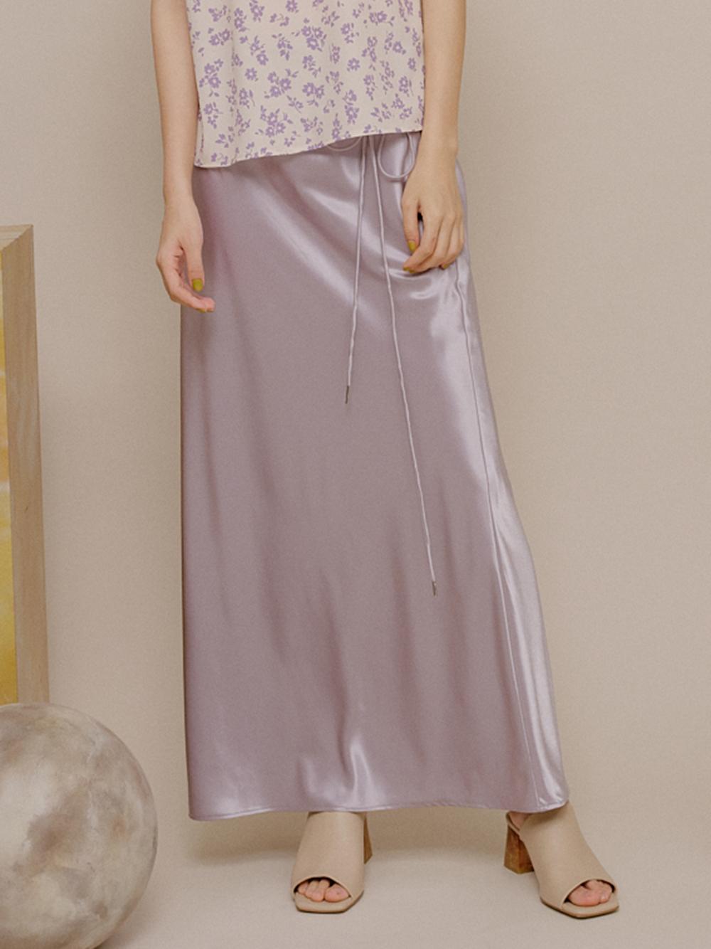 シャイニーロングスカート(LAV-0)
