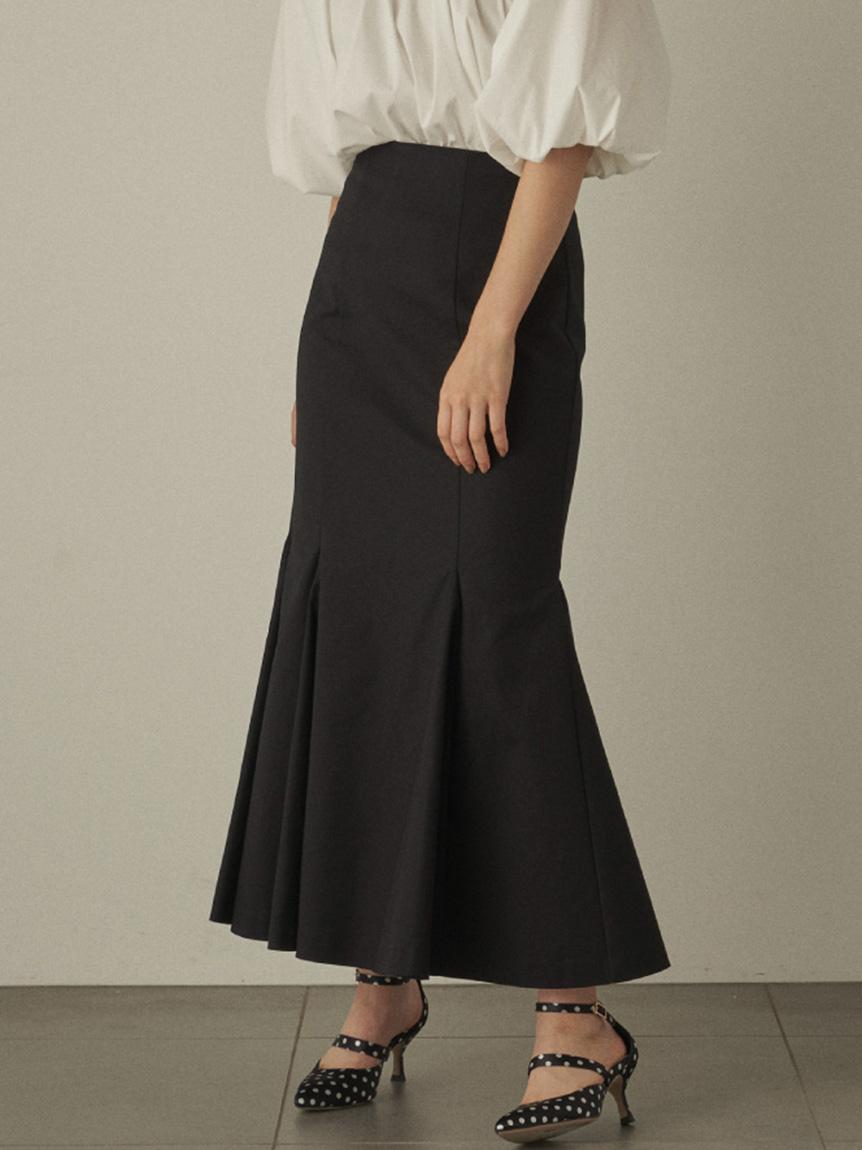 マーメイドスカート(BLK-0)