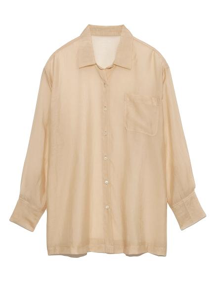 シースルーシャツ(OWHT-F)