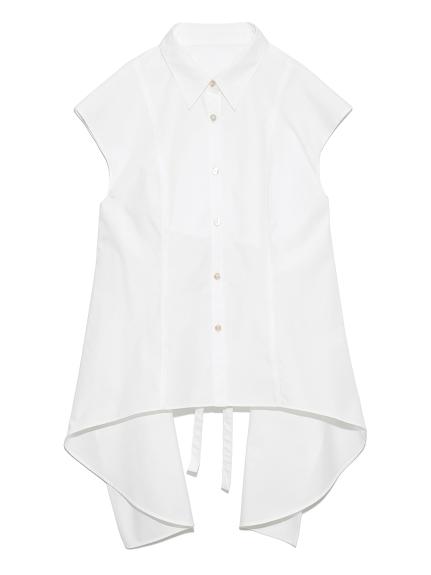 バックフレアシャツ(OWHT-F)