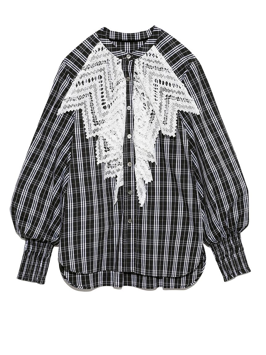 ビブレースシャツ(BLK-F)