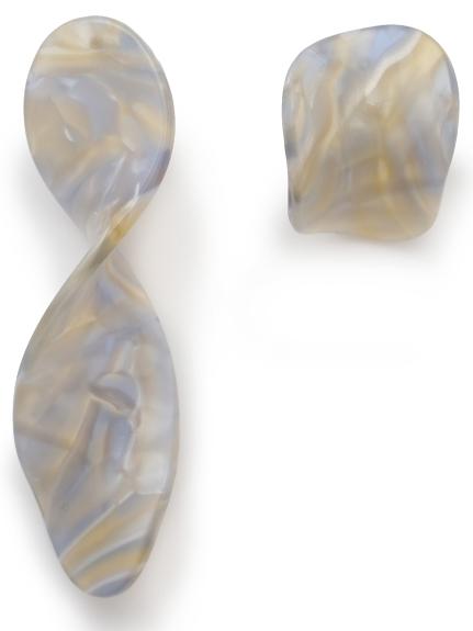 スウェルアシメピアス(BLU-F)