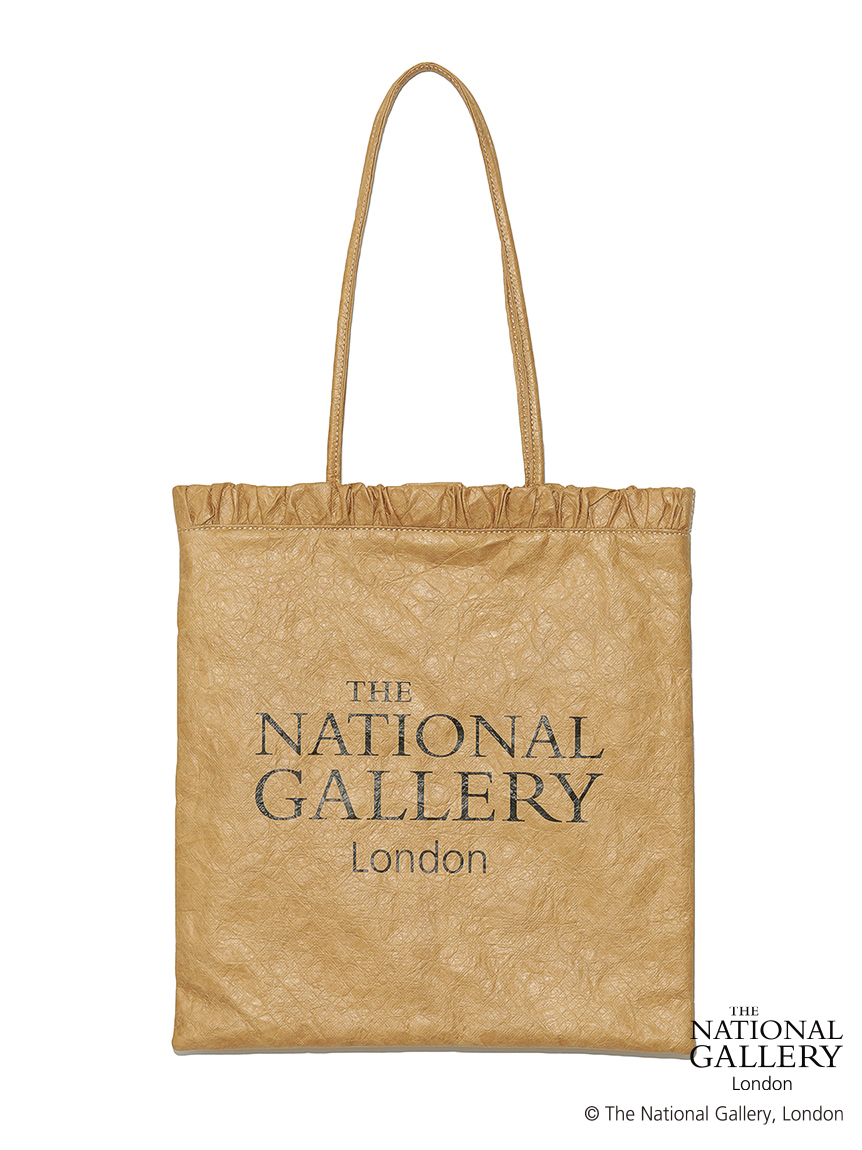 【The National Gallery, London】トートバッグ(BEG-F)