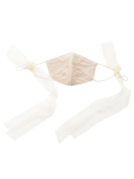 巾着付リボンマスクセット(PBEG-F)