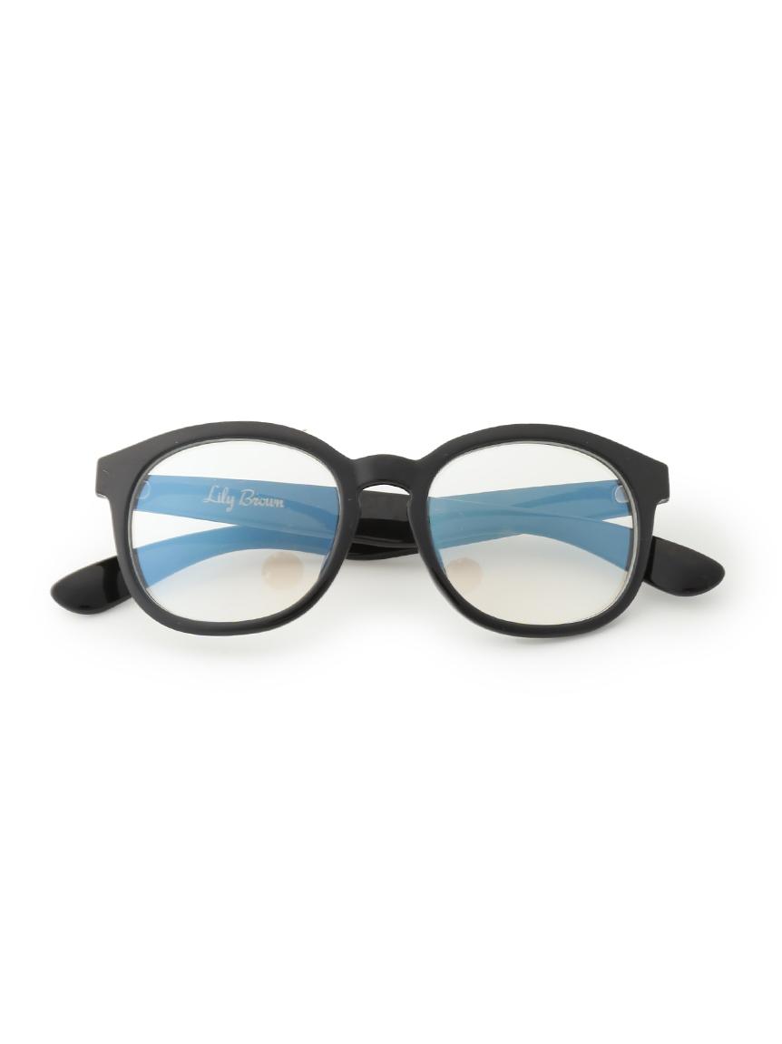 ブルーライトカットセルメガネ(BLK-F)