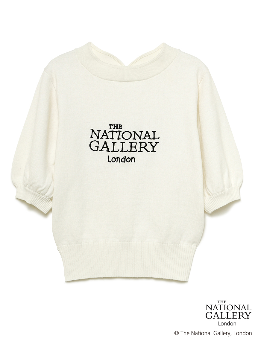【The National Gallery, London】ロゴニット