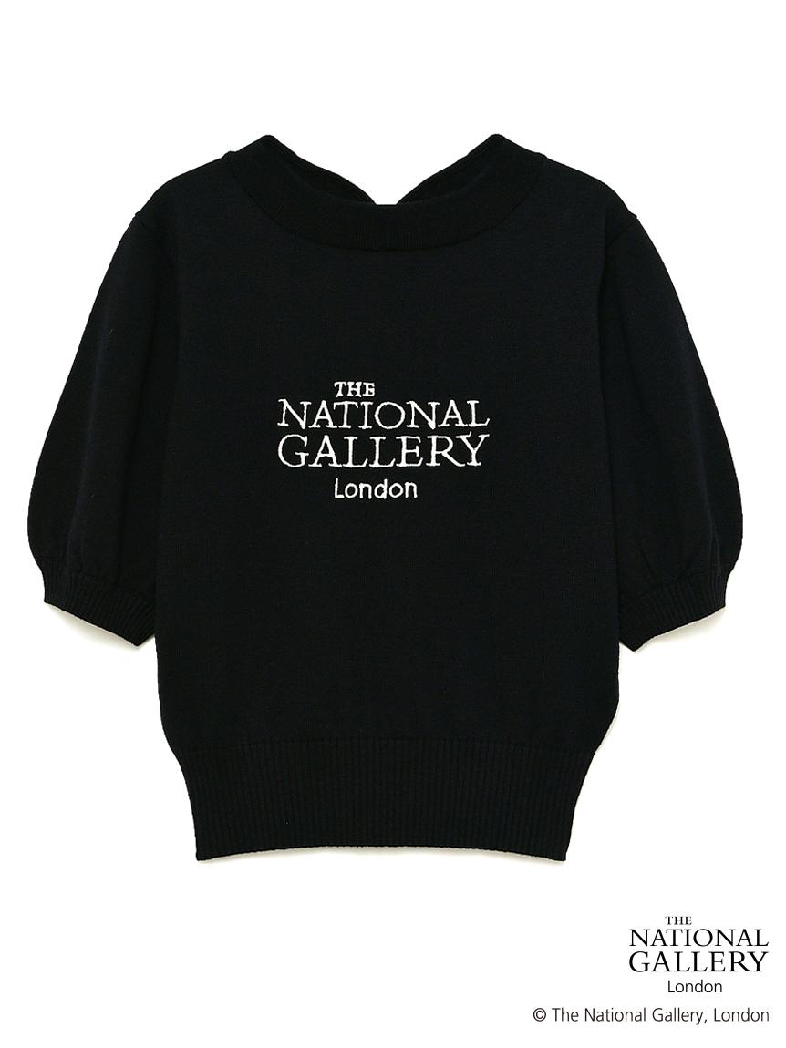 【The National Gallery, London】ロゴニット(BLK-F)