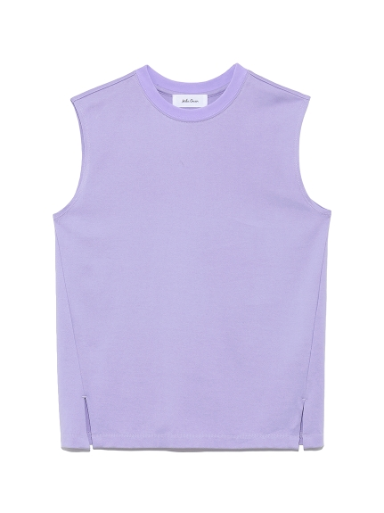 ベーシックノースリーブTシャツ(PPL-0)