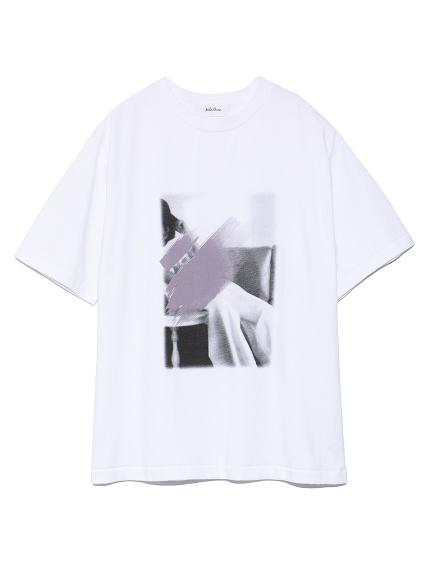 フォトプリントTシャツ(WHT-0)