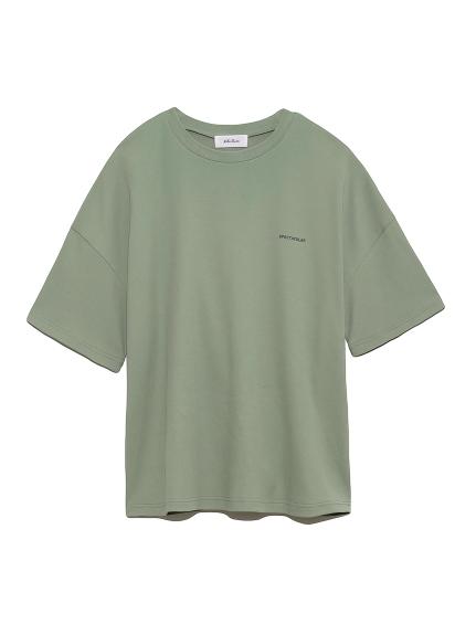 バックロゴプリントTシャツ(MNT-F)