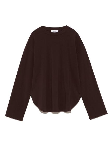 シャツカーブロングスリーブTシャツ(BRW-0)