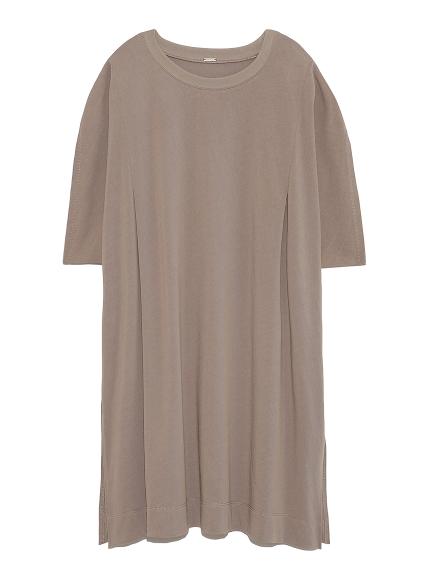 ショルダータックチュニックTシャツ(KKI-F)
